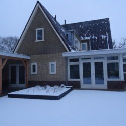 Renovatie woonhuis Midden-Drenthe