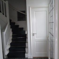 Moderne trap verbouwing