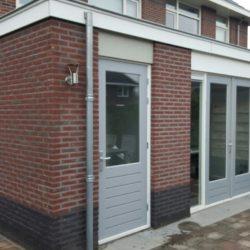 Aanbouw huis Arjan Koerts