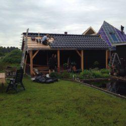Schuur bouwen Drenthe